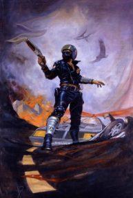Mad Max by Bill Garland
