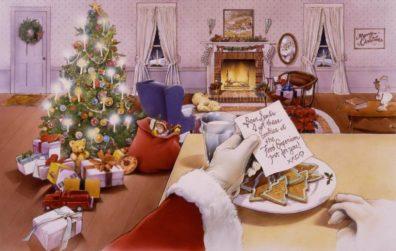 Christmas by Bill Garland