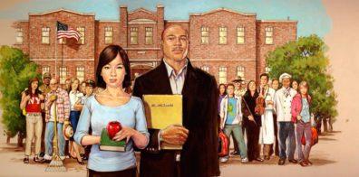 Education Next by Bill Garland