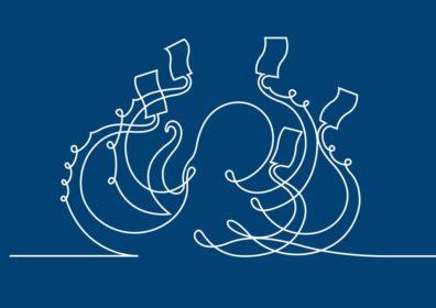 Octopus by Darren Whittington
