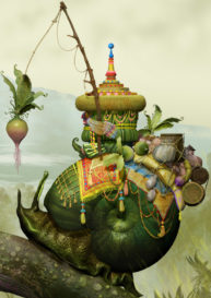Snail by Nathan Smith