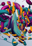 Abstract Chaos by Nathan Smith