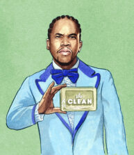 Outkast Clean by Jon Rogers