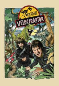 Velociraptor by Bill Garland