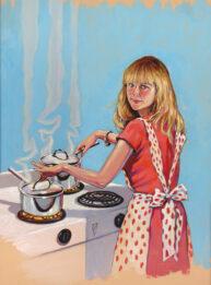 Rosie Birkett by Bill Garland