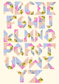 Tangram by Laura Redburn