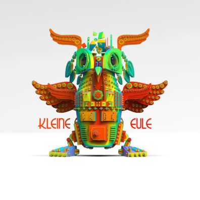 Kleine Eule by Nathan Smith
