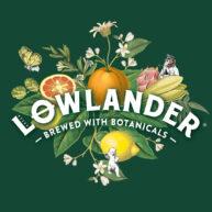 Lowlander logo green by Darren Whittington