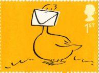 Duck Stamp by Satoshi Kambayashi