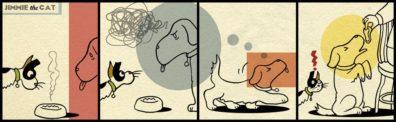 Jimmie the Cat by Satoshi Kambayashi