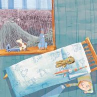 Under the bed by Mandy Millie Flockton