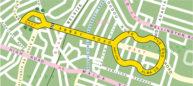 Multimap Abbey road by Jon Rogers