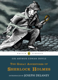 Puffin Classics - The Great Adventures of Sherlock Holmes by Bill Sanderson