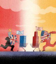 US business by Satoshi Kambayashi