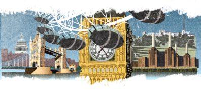 London Sites by Jon Rogers