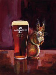 Smithwick's Ale by Pastiche