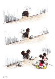 Mickey by Bob Wilson