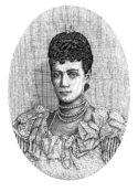 Grand Duchess Xenia by Dave Hopkins