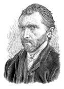 Vincent Van Gogh by Dave Hopkins