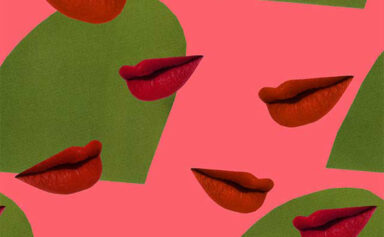 Getting Lippy by Laura Redburn