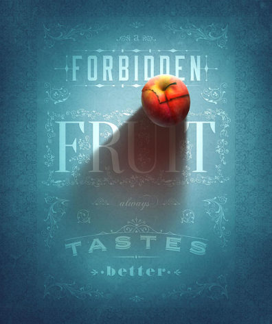 Forbidden Fruit by Mardo El-Noor
