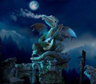 Dragon by Marcel Laverdet - Rive Gauche Studio