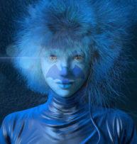 Blue by Marcel Laverdet - Rive Gauche Studio
