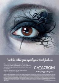House Mite Eye for Catacrom by Marcel Laverdet