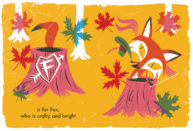 Once Upon an ABC F is for Fox by Christopher Nielsen