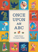 Once Upon an ABC Cover by Christopher Nielsen