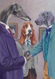 Dorian Greyhound by Pastiche