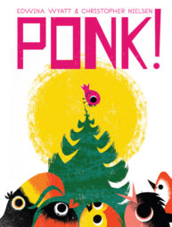 Ponk Cover by Christopher Nielsen