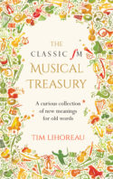 Musical Treasury Cover by Lynn Hatzius