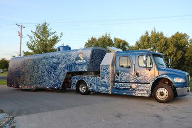 Quaker truck by IDRO51