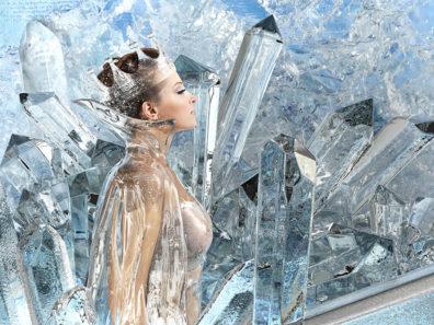 Ice Queen by Rive Gauche Studio - Marcel Laverdet