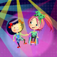 Disco Kids by Luella Wright