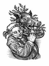 A Tudor Christmas by Bill Sanderson