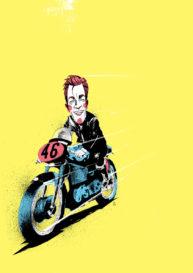Ewan McGregor by Alexander Jackson