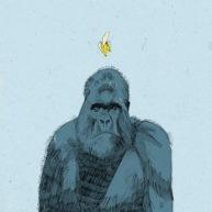 Mountain Gorilla by Alexander Jackson