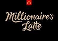 Millionaire's Latte by Adam Carter