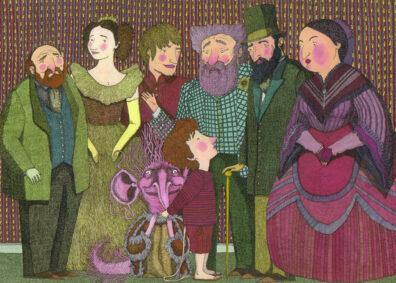 An Odd Party by Jonathan Leach