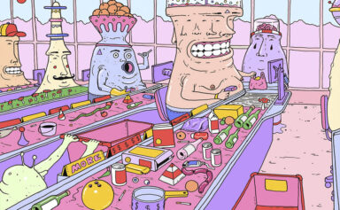 Supermarket 2300 by LUMPS
