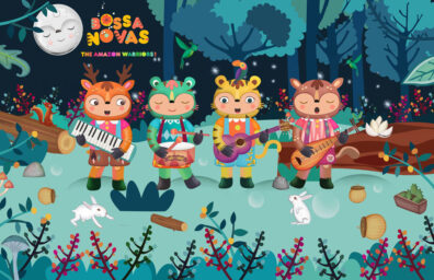 Bossas Novas by Javier Gonzalez Burgos