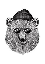 Cool Bear by Joan Tarrago