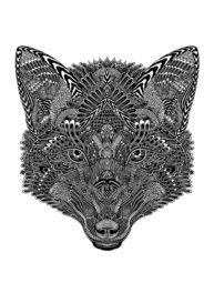 Fox by Joan Tarrago