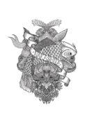Nakashita Shirt by Joan Tarrago
