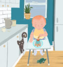 Alfie in the Kitchen by Hannah Lewis