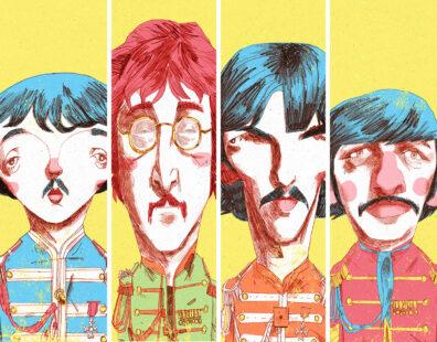 Beatles by Alexander Jackson
