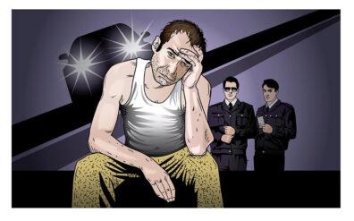 Scandi Comic by Jon Rogers