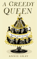 A Greedy Queen Cover by Lynn Hatzius